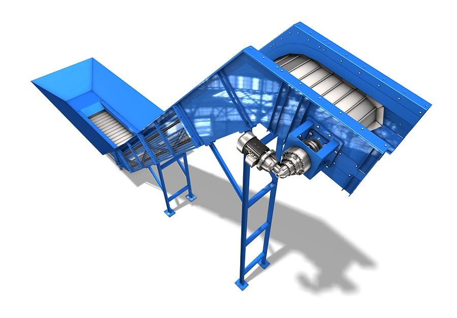 Conveyor belt recycling