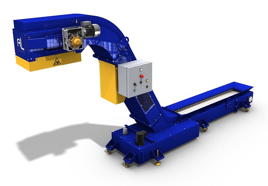 Conveyor belt machine-tools